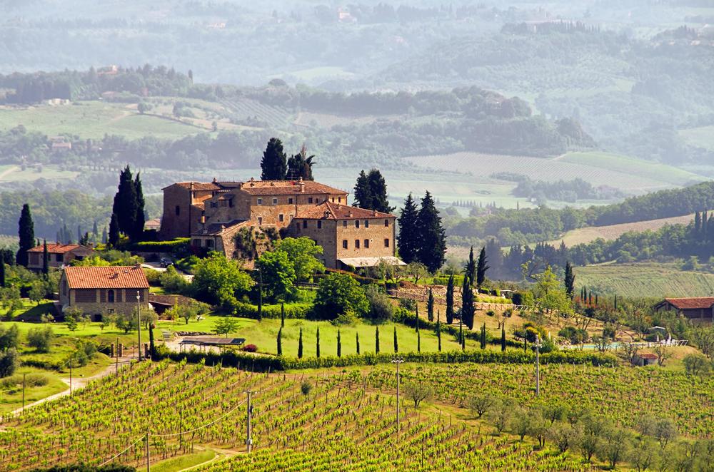 Mitsubishi te aconseja conocer la Toscana Italiana