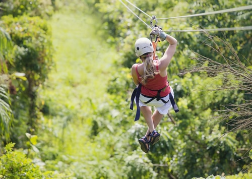Canopy deportes extremos