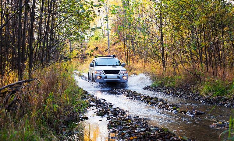mitsubishi montero reina de las camionetas 4x4 outdoor