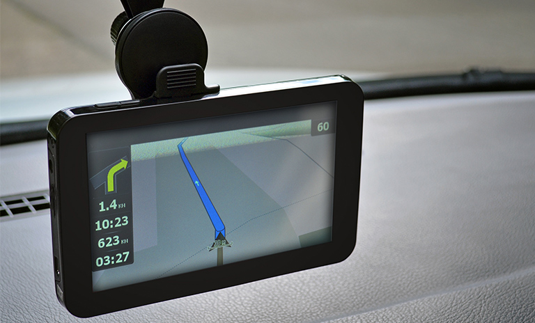 GPS para autos con tecnología avanzada