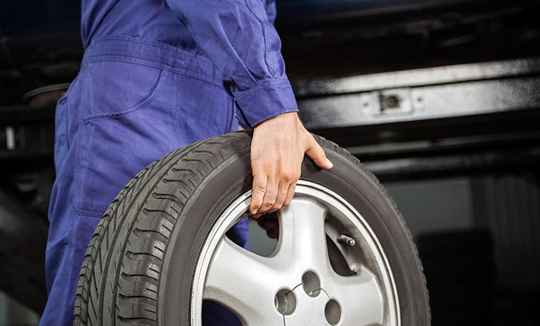 llantas seguras para autos seguros