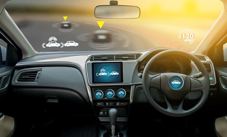 carros autónomos en funcionamiento