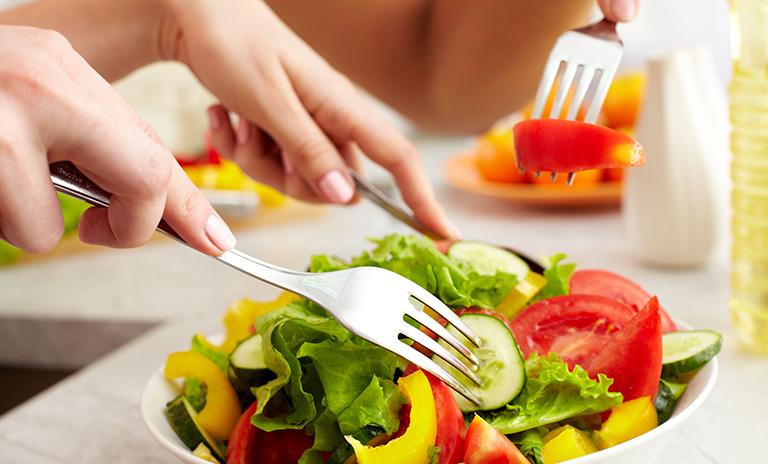Un estilo de vida saludable desde la alimentación