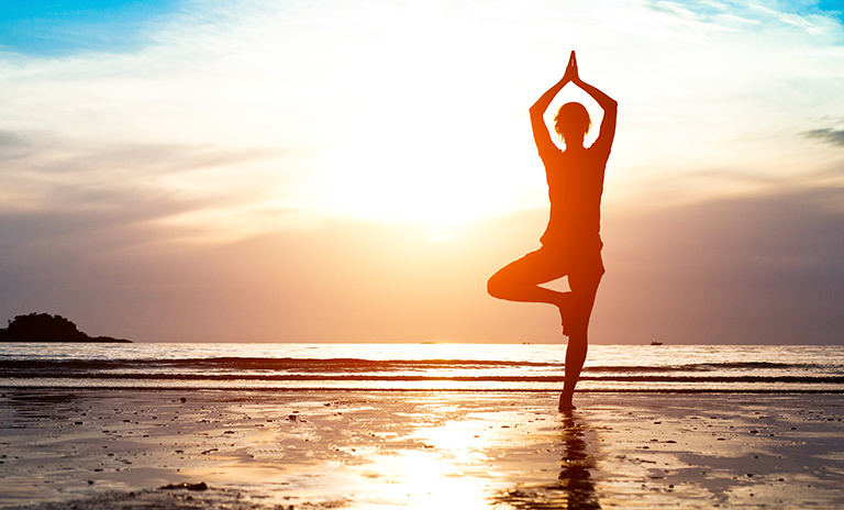 Estilo de vida saludable desde la meditación