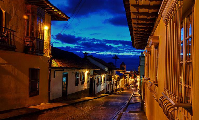 Lugares embrujados en Bogotá: La Candelaria