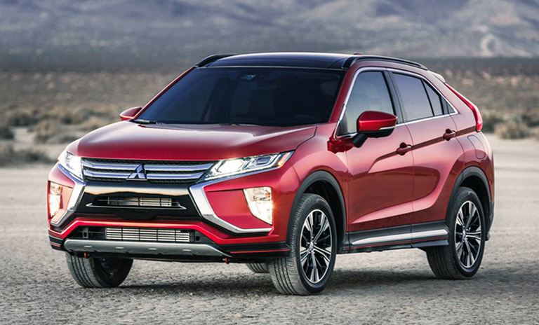 Mitsubishi Motors Eclipse Cross 2020