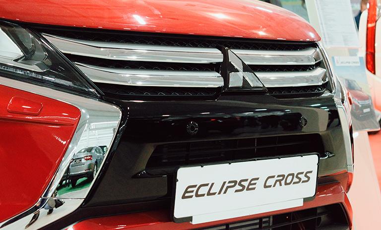 camionetas Eclipse Cross detalle delantero