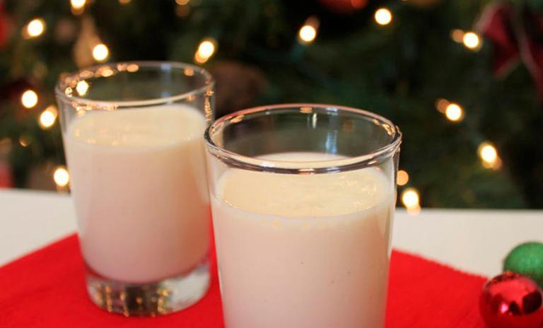 El sabajón se sirve en las fiestas como una de las recetas para navidad Colombianas