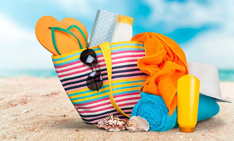 lo esencial para tu viaje a la playa