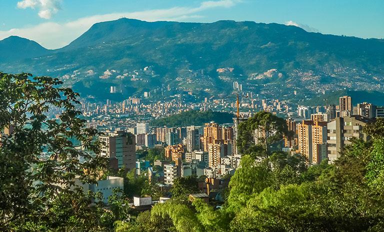 Medellín es una época maravillosa para pasar el fin de año