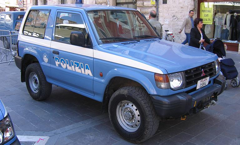 Camionetas Mitsubishi Montero segunda generación
