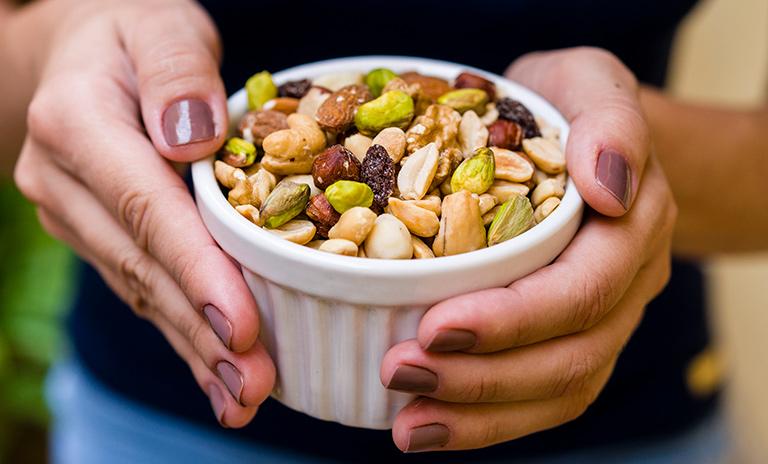 Los frutos secos, parte esencial de la alimentación saludable