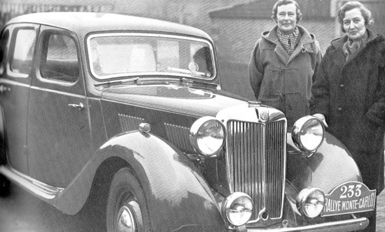 Betty Haig, reconocida entre las mujeres piloto