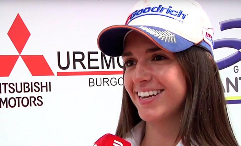 Cristina Gutierrez es una de las mujeres piloto más famosas en la actualidad