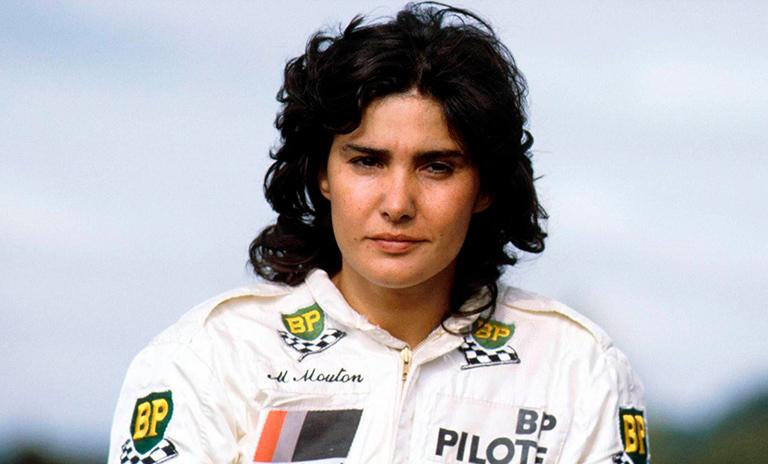 Michel Mouton es una mujer piloto para recordar en la historia