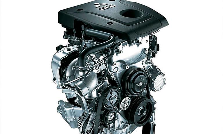 motor MIVEC en nuestras camionetas Mitsubishi