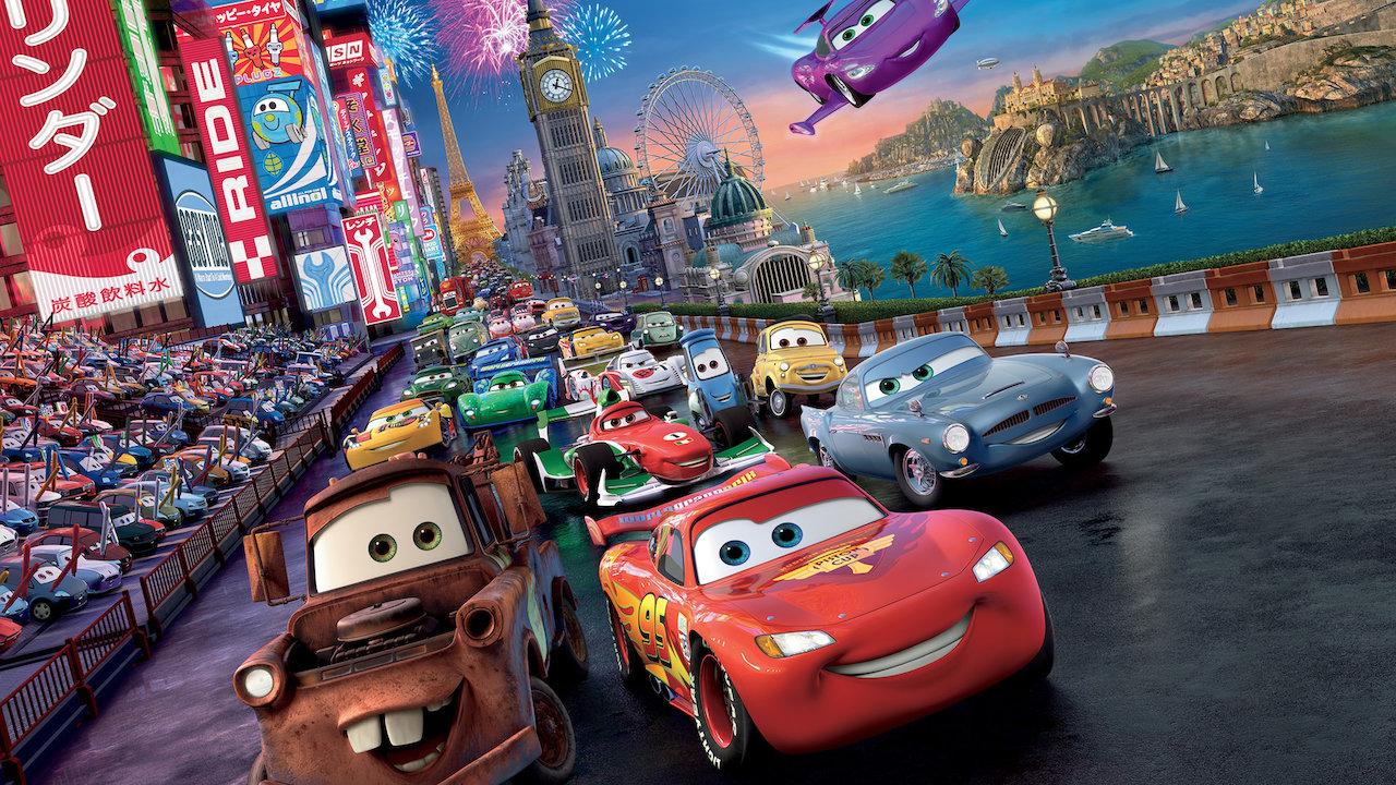 Cars es una de las películas más populares en Netflix