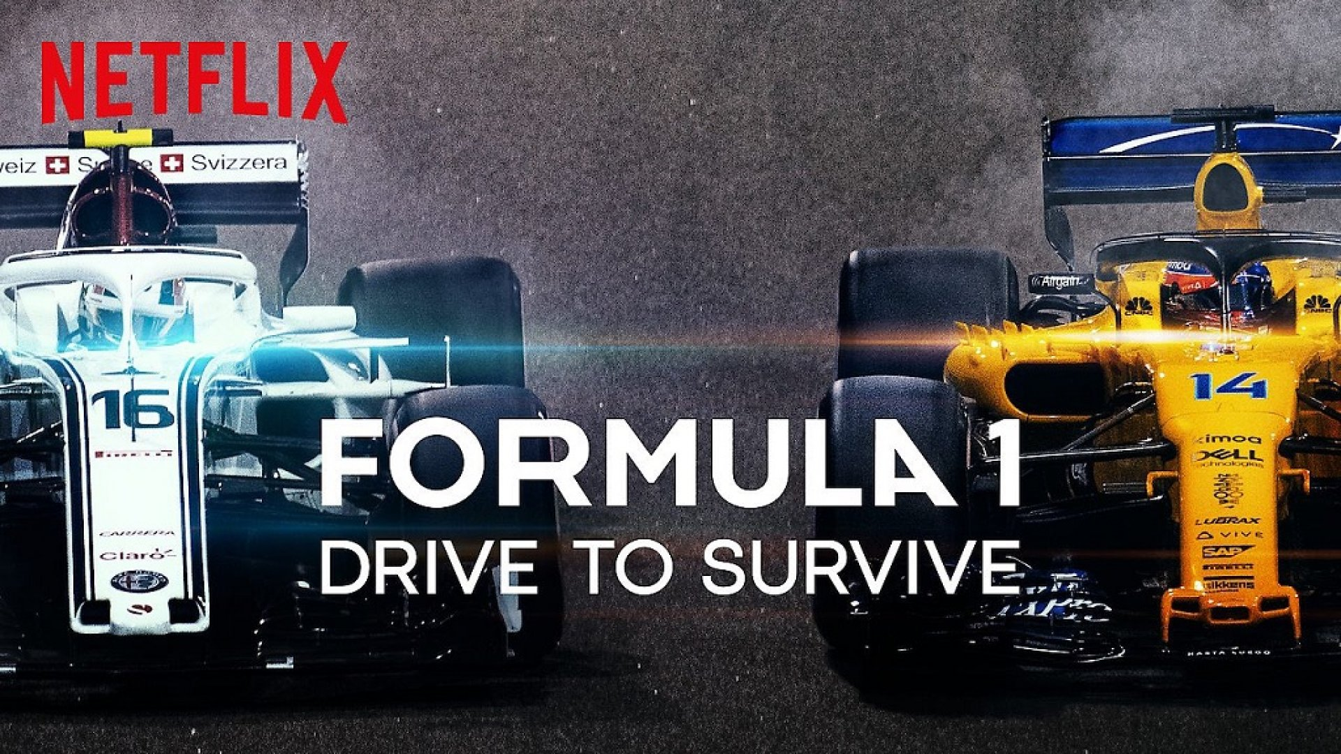 Película de carros, fórmula 1