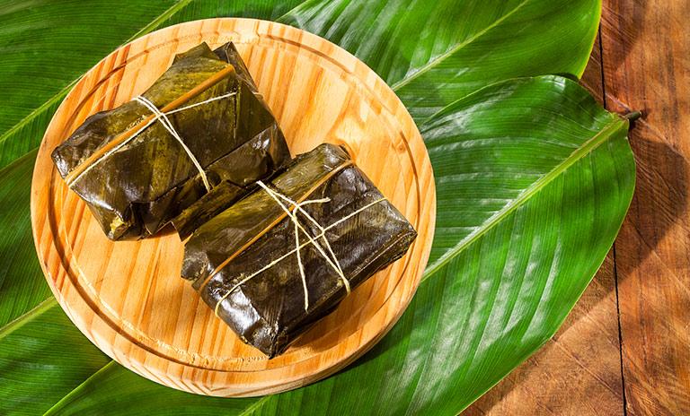 recetas colombianas para preparar en familia tamales vallunos