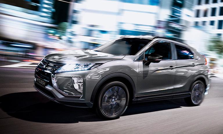 Camionetas SUV ASX Mitsubishi