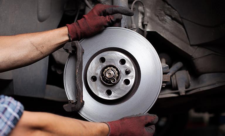 Servicio técnico para cuidar los frenos