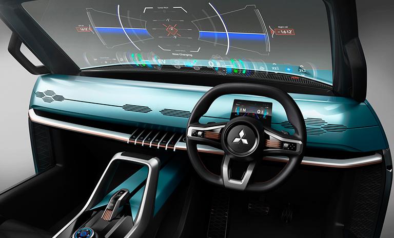 Tecnología de las camionetas MI TECH Concept