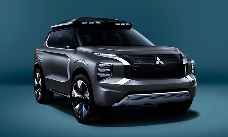 Camionetas Mitsubishi Engelberg Tourer Concept