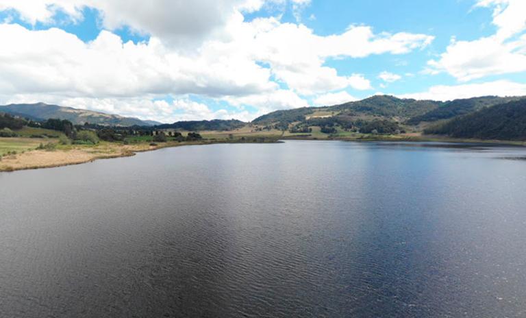 Laguna Encantada en Subachoque