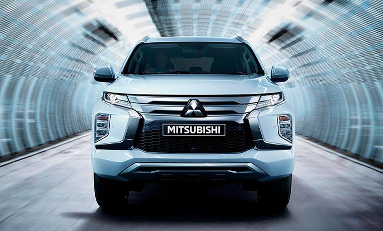 Camionetas Mitsubishi campaña retoma