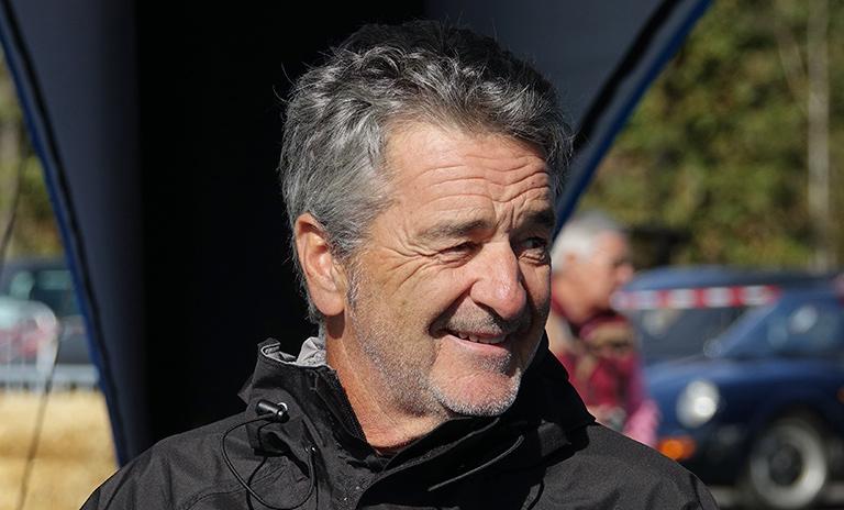 Bruno Saby uno de los pilotos Mitsubishi más importantes de la historia