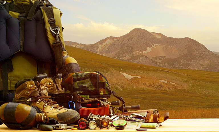 Equipamiento para irte de camping en tu camioneta