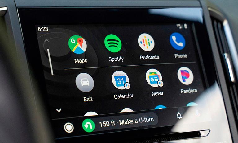 Android Auto es uno de los sistemas de entretenimiento para el auto