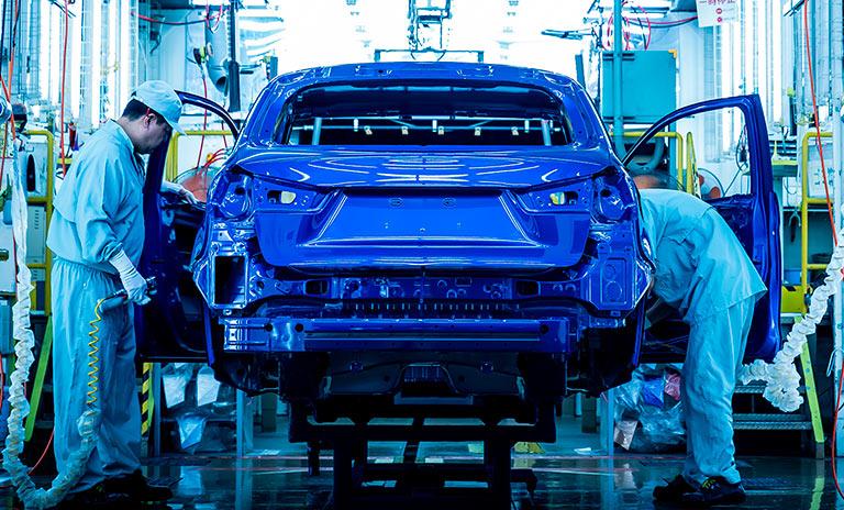 Fábrica japonesa Mitsubishi donde se practica la filosofía Kanpeki