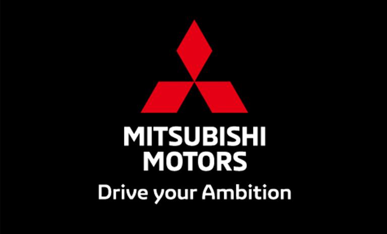 Logo actual de Mitsubishi