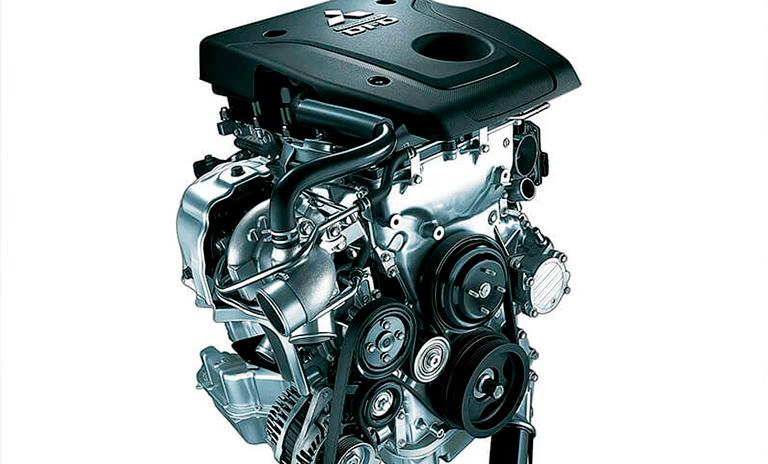 Motor MIVEC