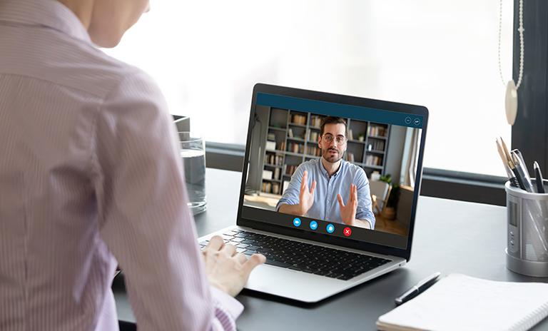 Videoconferencia con Mitsufácil