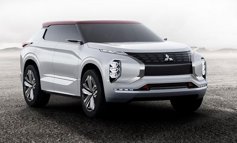 Camionetas SUV GT-PHEV Concept
