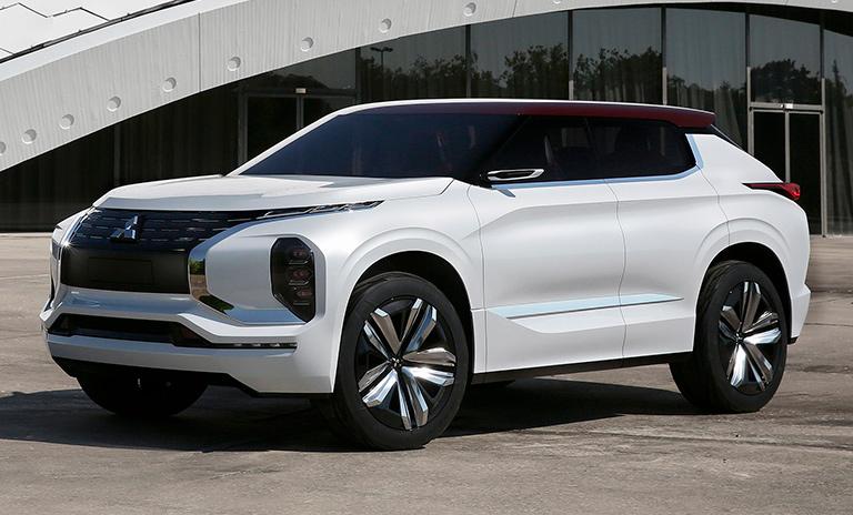 Concept Car GT-PHEV de Mitsubishi