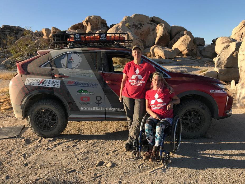 Equipo Rebelle Rally 2019